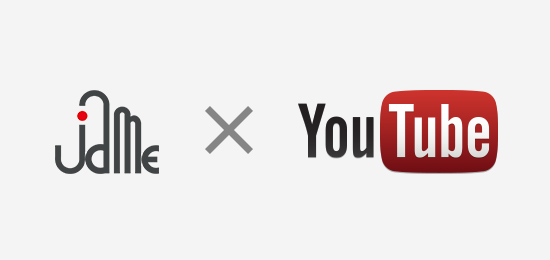 JAME YouTubeチャンネル